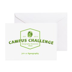 Campus Challenge Greeting Cards (Pk of 10)