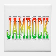 Jamrock Tile Coaster
