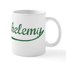 Vintage St Barthelemy (Green) Mug