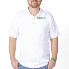 Vintage Burkina Faso (Green) T-Shirt