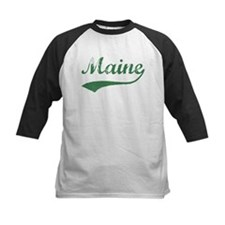 Vintage Maine (Green) Tee