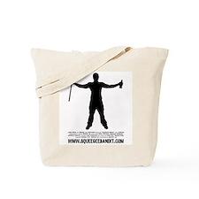 Squeegee Bandit Tote Bag