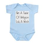 Lick A Witch Infant Bodysuit