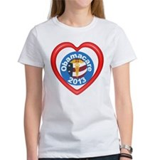 Obamacare Heart Women's Best T-Shirt