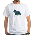 Terrier - Carmichael White T-Shirt