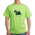 Terrier - Carmichael Green T-Shirt