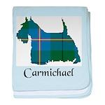 Terrier - Carmichael baby blanket