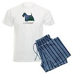 Terrier - Carmichael Men's Light Pajamas
