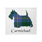 Terrier - Carmichael Throw Blanket