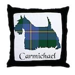 Terrier - Carmichael Throw Pillow