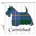 Terrier - Carmichael Shower Curtain