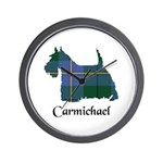 Terrier - Carmichael Wall Clock