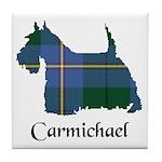 Terrier - Carmichael Tile Coaster
