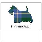 Terrier - Carmichael Yard Sign