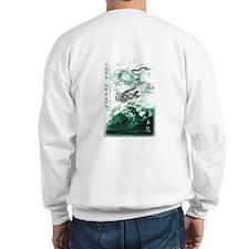Jade Dragon Sweatshirt