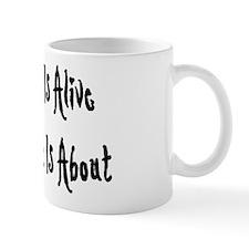 Goddess Is Alive Mug