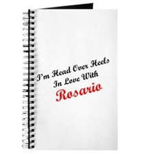 In Love with Rosario Journal
