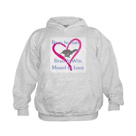 Born to Love Kids Hoodie