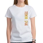 Tenor Sax Stamp Women's T-Shirt