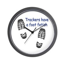 Foot Fetish Wall Clock
