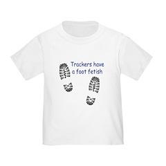 Foot Fetish T
