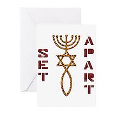 Set Apart! Greeting Cards (Pk of 10)