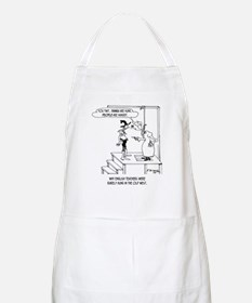 Why English Teachers Were Rarely Hung Apron