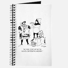 Henry VIII's Prenup Journal