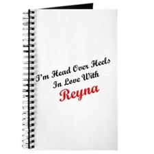 In Love with Reyna Journal
