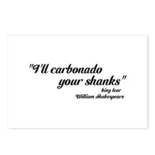 ill carbonado Postcards (Package of 8)