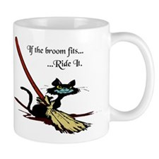 If the Broom Fits Mugs