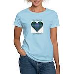 Heart - Carmichael Women's Light T-Shirt