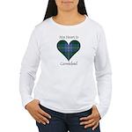 Heart - Carmichael Women's Long Sleeve T-Shirt
