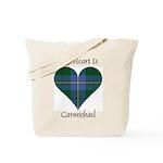 Heart - Carmichael Tote Bag