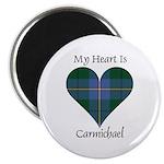 Heart - Carmichael Magnet