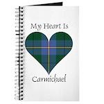 Heart - Carmichael Journal