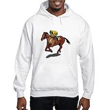 Race Horse Jumper Hoody