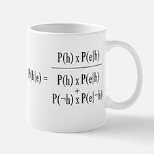 Bayesian Mug Artistic Long Form