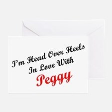 In Love with Peggy Greeting Cards (Pk of 10)
