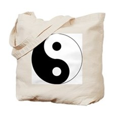 Yin & Yang (Traditional) Tote Bag