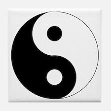 Yin & Yang (Traditional) Tile Coaster