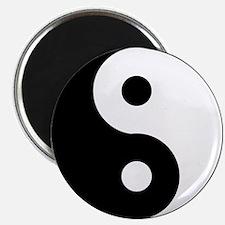 Yin & Yang (Traditional) Magnet