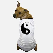 Yin & Yang (Traditional) Dog T-Shirt