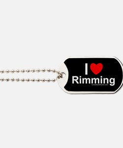 Rimming Dog Tags