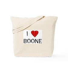 I Heart BOONE (Vintage) Tote Bag