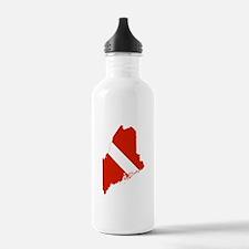 Maine Diver Water Bottle