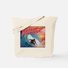 Dawn Patrol-Tube Tote Bag