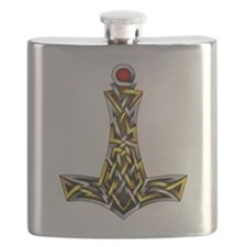 Thor's Hammer Flask