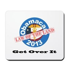 Obamacare Law Mousepad