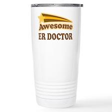 Awesome ER Doctor Travel Mug